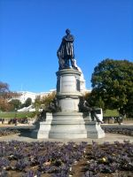 James A. Garfield Monument by 44NATHAN