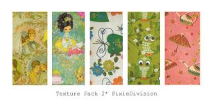 Texture pack 2 by PixieDivision