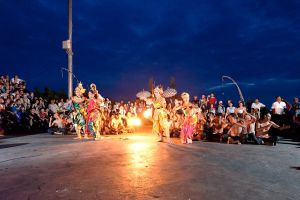 Kecak Traditional dance by Shooter1970