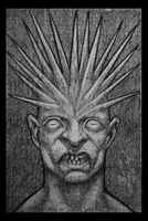 Crowned Demon by Fagertveit