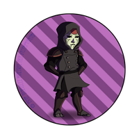 Chibi Amon by SteampunkOni