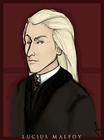 Lucius is Fancy by Tazkia