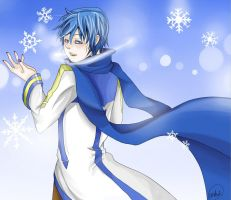 VOCALOID: Snowing by EmbahMabok