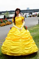 Belle at the Rhein by MysteriousMaemi