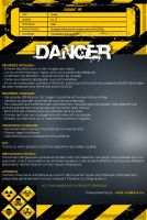 Danger by Wvol