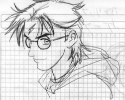 - Harry Potter by Cesar-Hernandez
