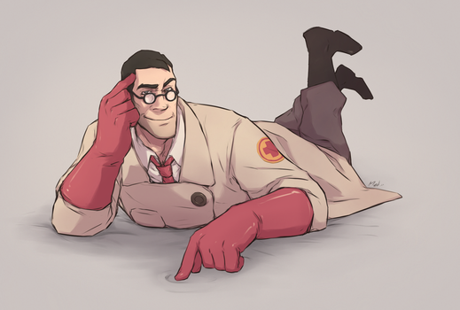TF2 - Medical needs by 2Dark