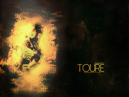 Toure Wallpaper by PaTio13