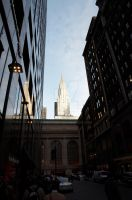 chrysler building 2nd view by inkoginko