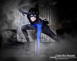 Nightwing 03 by GrumpyKobraKid