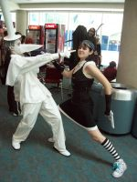 Soul Eater at SDCC 09 by xxx-TeddyBear-xxx