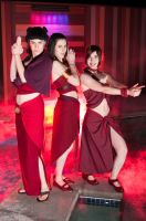 Ozai's Angels by thatbloodypirate