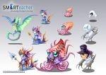 Prodigy Water Monsters by Dragolisco