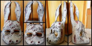 Bioshock: Splicer Mask by TheGUTLESS