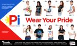 P.i. : Wear Your Pride by aboutface
