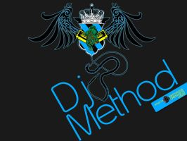 Dj Method Heraldry Logo V2.0 by webgraphix