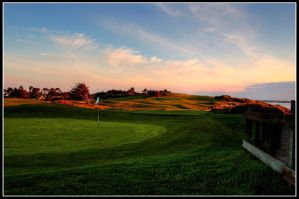 Golf HDR by Balto-Wolf