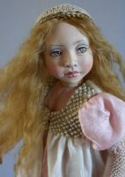 Completed Doll - Closeup by Artemisia52