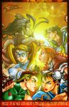 Street Fighter by artistmyx