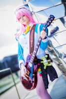 Super Sonico by flockenschnitte