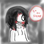 jeff the killer by SamBlackSide