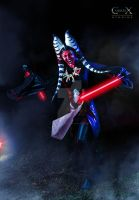 Darth Moros: In the Shadows by CLeigh-Cosplay