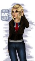 Bad Wolf by call-me-special
