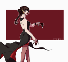 A beautiful creature. by L0UDST