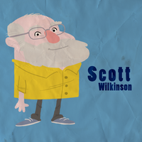 Scott Wilkinson by Dwilart