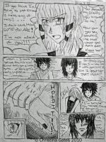 Death Note-Death's Rose 10 by broken-with-roses