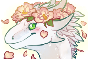 Flower Crown Adonis by CloverCoin