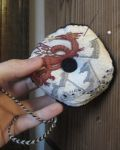 Smaug Pincushion by White-Rose-Tree