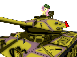 When Kindness Is Rewarded With A Tank by JonPablo45