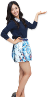 Yuri (SNSD) png [render] by Sellscarol