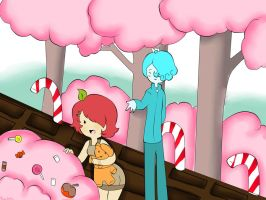 Contest Entry : Land of sweets by Ask-OcsHaven