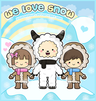 We Love Snow by SqueakyToybox