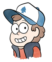 Dipper Pines by NocturnalMelodies