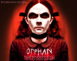 ORPHAN THE POSSESSION - 3 by Darkness-Man