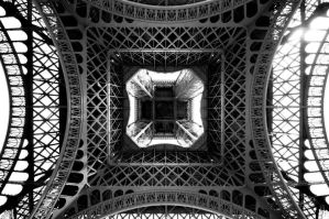 Postcard from Paris 16 by JACAC