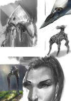 sci fi Sketches 000 by IggyTek