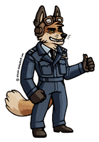 Pilot Foxy ID by Illusir