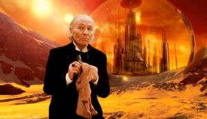 1st Doctor On Gallifrey by rook971