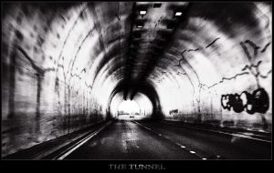 The Tunnel by skurvash