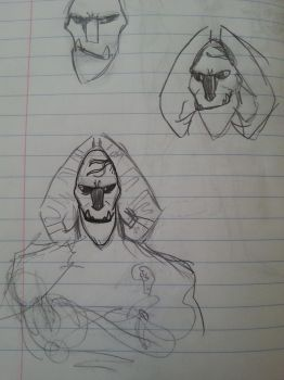 Angor Rot doodles by EliseMB123