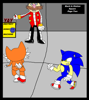 Back In Station Square Pt.2 by Sonic-Lover9