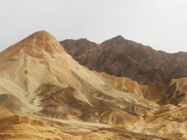 Eilat mountains by FligerSimona