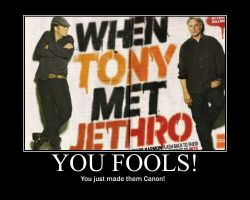 And so. . .Tony met Jethro by Trekkie-By-Birth