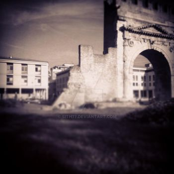 Arco d' Augusto Rimini by sith77