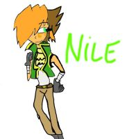 nile by NILETATEGAMI2001