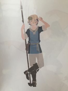 Donnel from Fire Emblrm awakening by DimitriWarchief123